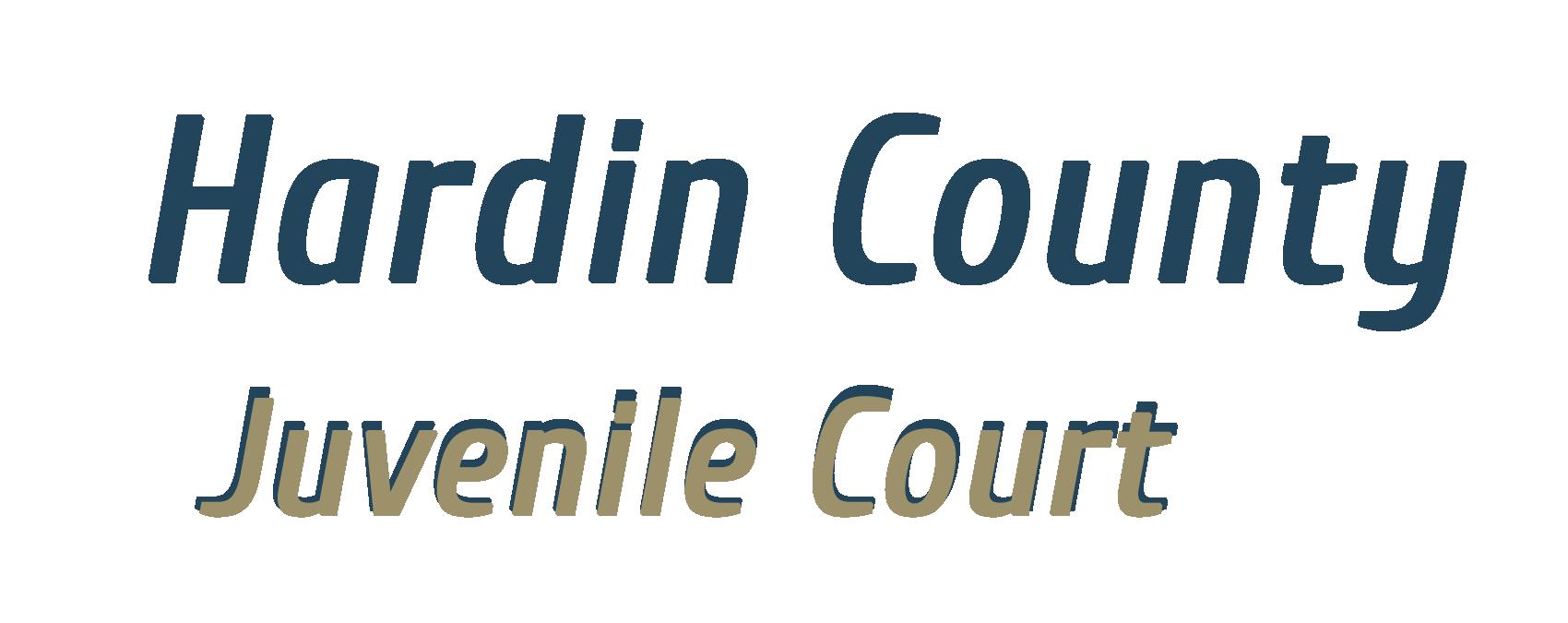 Hardin County Juvenile Court